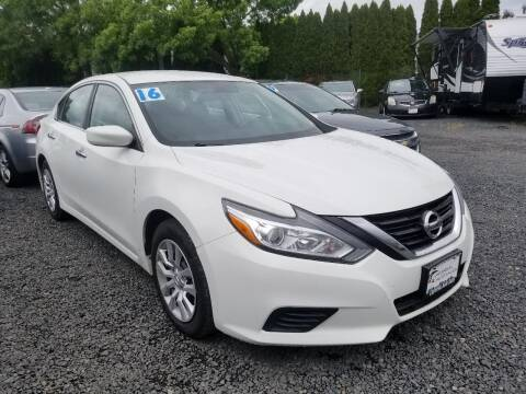2016 Nissan Altima for sale at Universal Auto Sales in Salem OR
