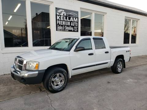 2005 Dodge Dakota for sale at Kellam Premium Auto Sales & Detailing LLC in Loudon TN