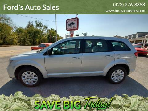 2014 Dodge Journey for sale at Ford's Auto Sales in Kingsport TN