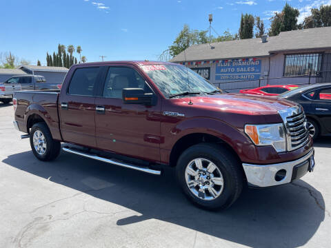2010 Ford F-150 for sale at Blue Diamond Auto Sales in Ceres CA