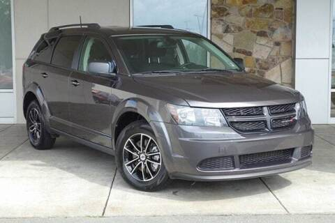 2018 Dodge Journey for sale at Griffin Mitsubishi in Monroe NC
