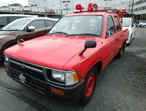 1992 Toyota Hilux for sale at JDM Car & Motorcycle LLC in Seattle WA