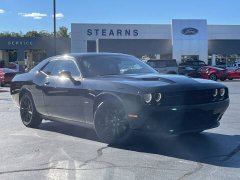 2016 Dodge Challenger for sale at Stearns Ford in Burlington NC