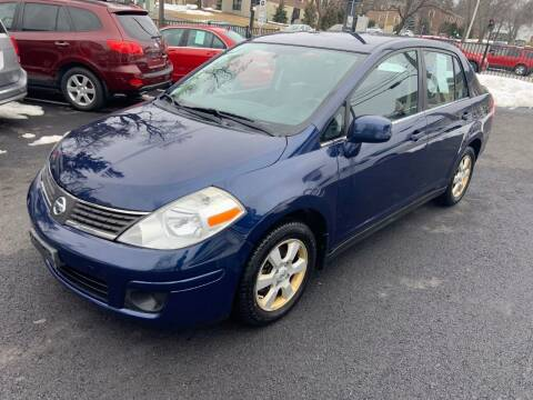 2007 Nissan Versa for sale at EMPIRE CAR INC in Troy NY