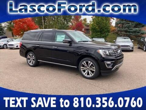 2020 Ford Expedition MAX for sale at Lasco of Grand Blanc in Grand Blanc MI