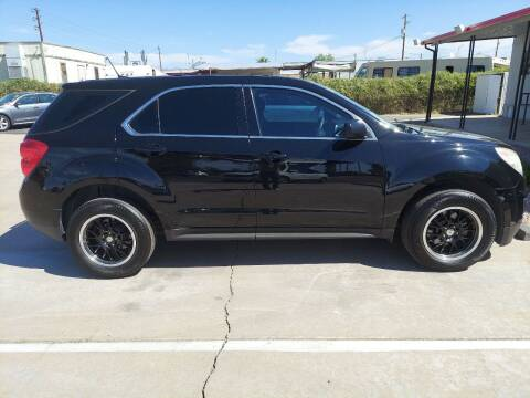 2014 Chevrolet Equinox for sale at Century Auto Sales in Apache Junction AZ