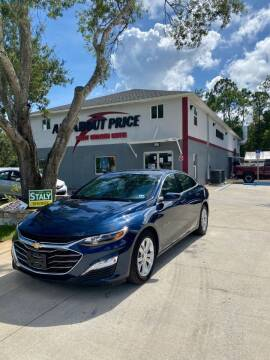 2020 Chevrolet Malibu for sale at All About Price in Bunnell FL