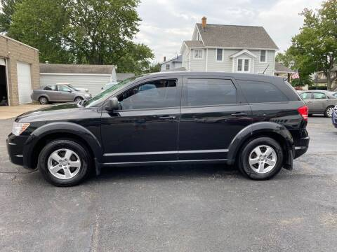 2009 Dodge Journey for sale at E & A Auto Sales in Warren OH
