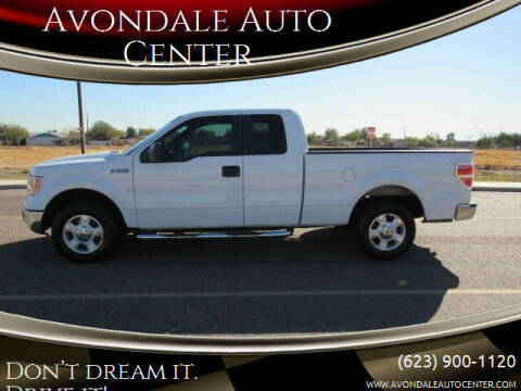 2012 Ford F-150 for sale at Avondale Auto Center in Avondale AZ