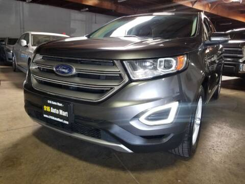2015 Ford Edge for sale at 916 Auto Mart ONLY $399 DOWN!!!* in Sacramento CA