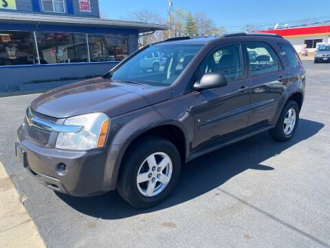 2008 Chevrolet Equinox for sale at Wise Investments Auto Sales in Sellersburg IN