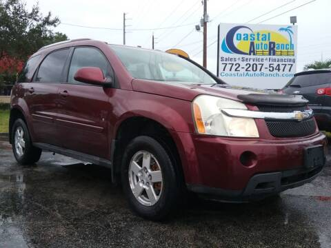 2008 Chevrolet Equinox for sale at Coastal Auto Ranch, Inc. in Port Saint Lucie FL