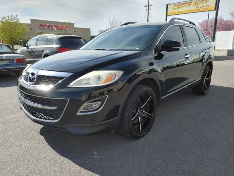 2011 Mazda CX-9 for sale at Canyon Auto Sales in Orem UT