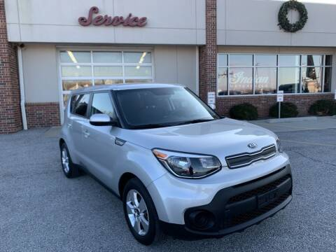 2017 Kia Soul for sale at Head Motor Company - Head Indian Motorcycle in Columbia MO