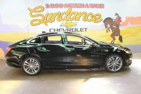 2020 Chevrolet Malibu for sale at Sundance Chevrolet in Grand Ledge MI