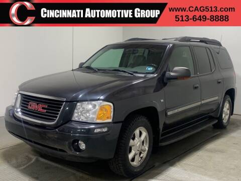2003 GMC Envoy XL for sale at Cincinnati Automotive Group in Lebanon OH