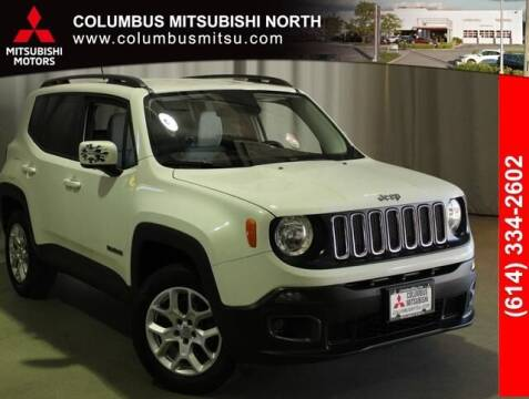 2015 Jeep Renegade for sale at Auto Center of Columbus - Columbus Mitsubishi North in Columbus OH