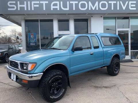 1995 Toyota Tacoma for sale at Shift Automotive in Denver CO