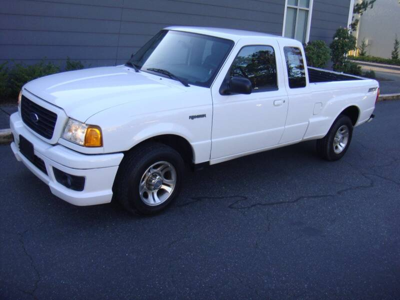 2005 Ford Ranger for sale at Western Auto Brokers in Lynnwood WA
