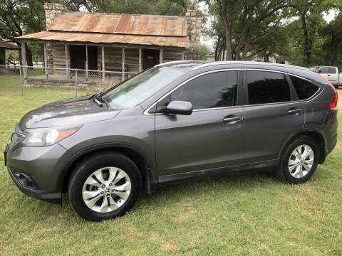 2014 Honda CR-V for sale at Village Motors Of Salado in Salado TX