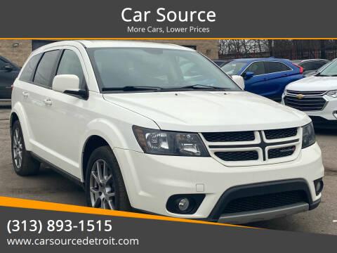 2015 Dodge Journey for sale at Car Source in Detroit MI