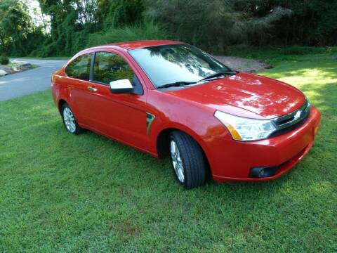 2008 Ford Focus for sale at Kaners Motor Sales in Huntingdon Valley PA