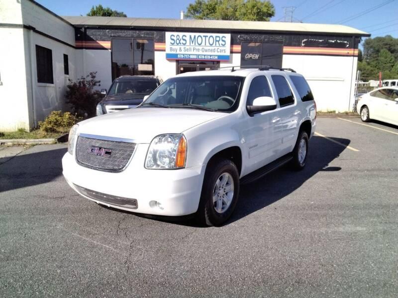 2014 GMC Yukon for sale at S & S Motors in Marietta GA