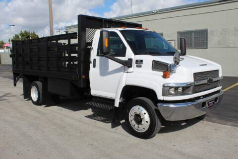 2008 Chevrolet C4500 for sale at Truck and Van Outlet - All Inventory in Hollywood FL