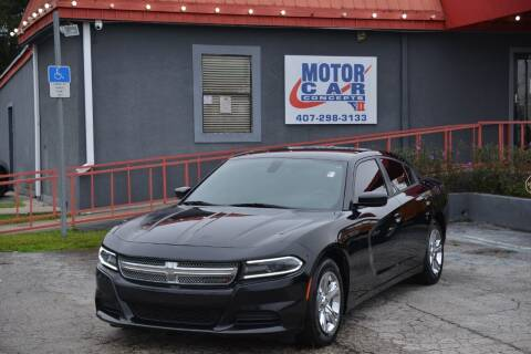 2015 Dodge Charger for sale at Motor Car Concepts II - Kirkman Location in Orlando FL