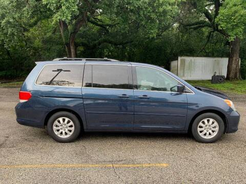 2010 Honda Odyssey for sale at Royal Auto Mart in Tampa FL