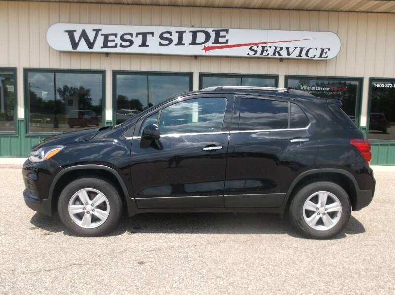 2017 Chevrolet Trax for sale at West Side Service in Auburndale WI