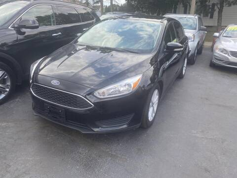 2017 Ford Focus for sale at CLASSIC MOTOR CARS in West Allis WI