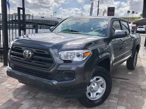 2019 Toyota Tacoma for sale at Unique Motors of Tampa in Tampa FL