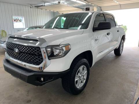 2018 Toyota Tundra for sale at Bennett Motors, Inc. in Mayfield KY