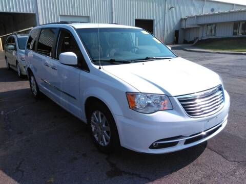 2015 Chrysler Town and Country for sale at MOUNT EDEN MOTORS INC in Bronx NY