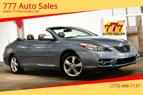 2008 Toyota Camry Solara for sale at 777 Auto Sales in Bedford Park IL
