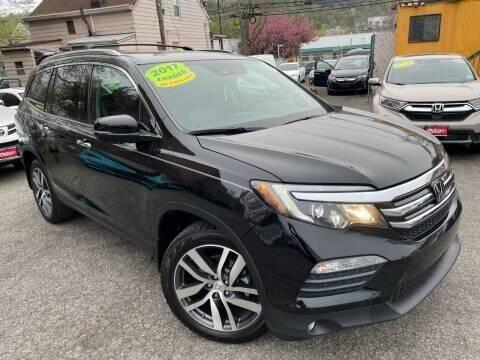 2017 Honda Pilot for sale at Auto Universe Inc. in Paterson NJ