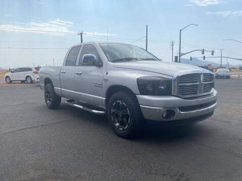 2008 Dodge Ram Pickup 1500 for sale at SPEND-LESS AUTO in Kingman AZ