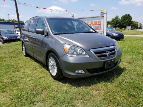 2007 Honda Odyssey for sale at Cars 4 Grab in Winchester VA