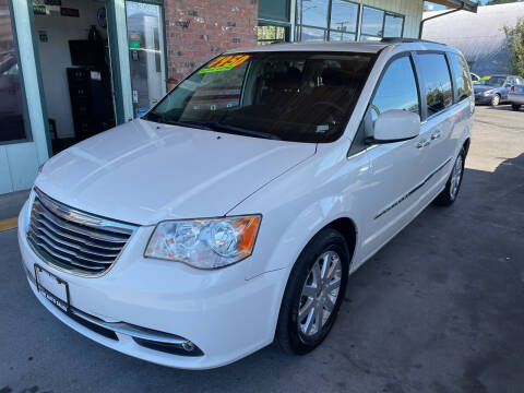 2013 Chrysler Town and Country for sale at Low Auto Sales in Sedro Woolley WA
