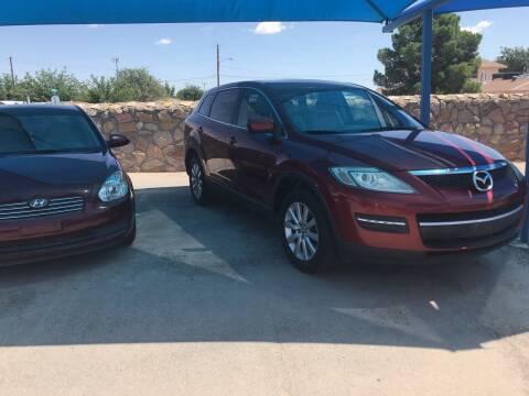 2008 Mazda CX-9 for sale at Autos Montes in Socorro TX