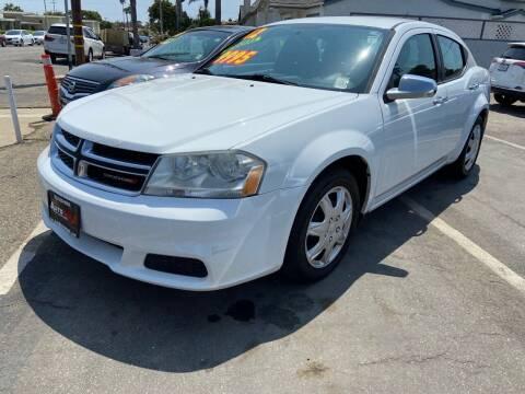 2012 Dodge Avenger for sale at Auto Max of Ventura in Ventura CA