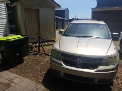 2009 Dodge Journey for sale at Wally's Cars ,LLC. in Morehead City NC