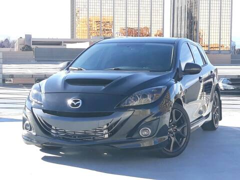 2013 Mazda MAZDASPEED3 for sale at Pammi Motors in Glendale CO