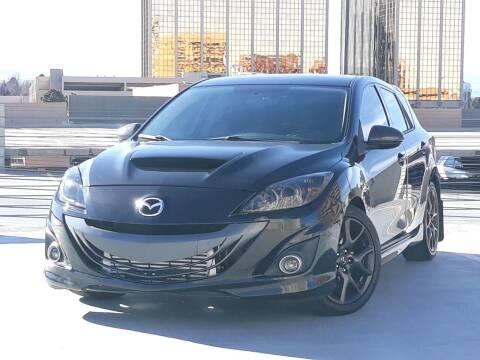 2013 Mazda MAZDASPEED3 for sale at Pammi Motors in Glendale CO