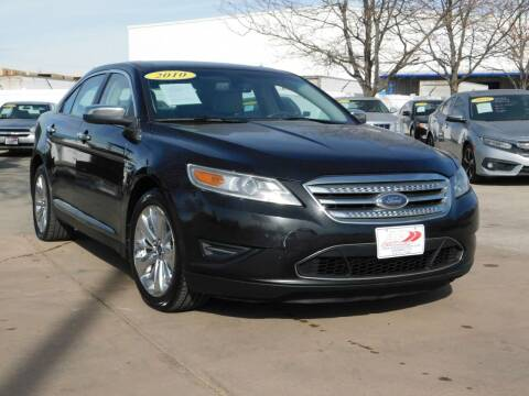 2010 Ford Taurus for sale at AP Auto Brokers in Longmont CO