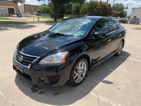 2014 Nissan Sentra for sale at Sima Auto Sales in Dallas TX