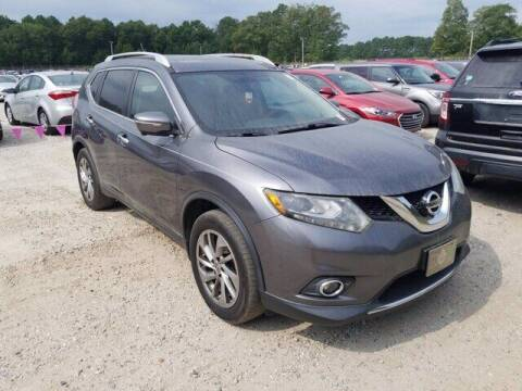 2015 Nissan Rogue for sale at Hickory Used Car Superstore in Hickory NC