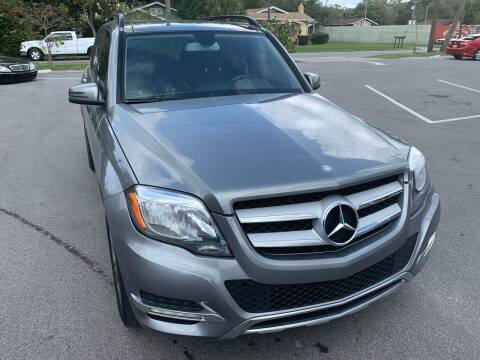 2013 Mercedes-Benz GLK for sale at Consumer Auto Credit in Tampa FL