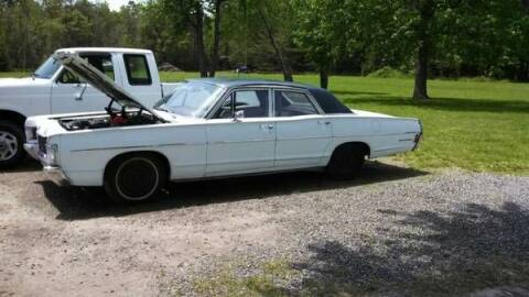 1968 Mercury Monterey for sale at Haggle Me Classics in Hobart IN